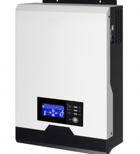 Cumbria Solar Supplies All in One Controller Inverter