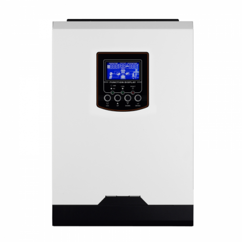 Cumbria Solar Supplies PWM 12v 1000w All In One Controller Inverter