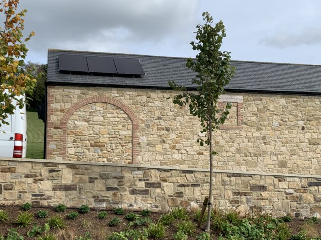 Cumbria Solar Supplies Solar Roof Array