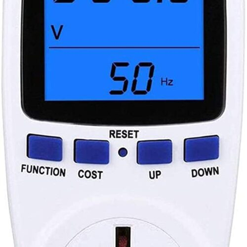 Illuminated Watt Meter